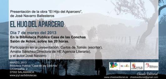 Presentación José Navarro